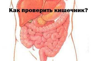 Нормализация работы кишечника