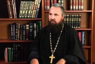 Интервью со священником о здоровье.