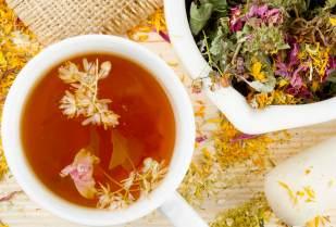 Травяные чаи для детей